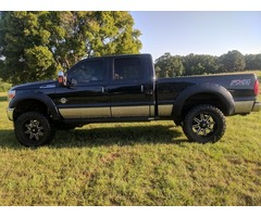 2015 Ford F-250 6.7 Diesel Lariat Lifted FX4