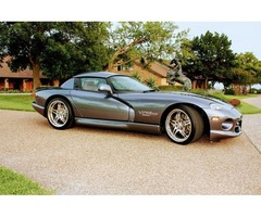 2000 Dodge Viper RT10 SUPERCHARGED