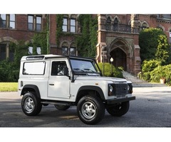 1997 Land Rover Defender 90 Station Wagon