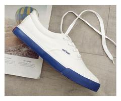 Brand Men's Canvas Casual Shoe