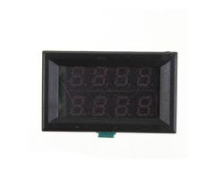 Digital LED Volt Meterr Ammeter Amp Volt Meterr Current Shunt DC200V 100A