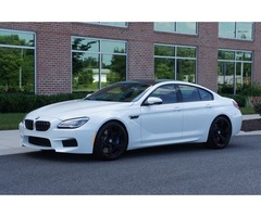 2016 BMW M6 Gran Coupe 4dr
