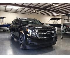 2015 Chevrolet Tahoe LT Sport Utility 4-Door