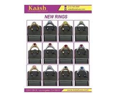 Kaashusa: Fine Jewelry Rings