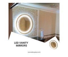 Praise Yourself More By Using LED Vanity Mirrors | free-classifieds-usa.com
