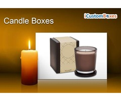 Get Custom Candle Boxes at Wholesale Price
