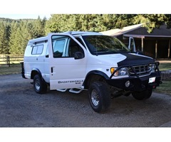 2000 Ford E-Series Van 4X4 Sportmobile