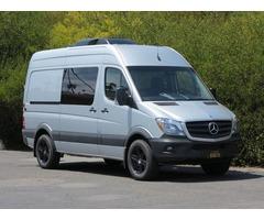 2016 Mercedes-Benz Sprinter 144 Sports Van for Outside Living
