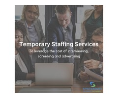 Temp or Temporary Staffing Services, Employment Agencies NJ, NYC, CA