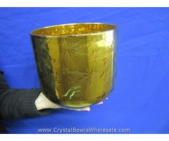 Global Wholesale Company - Crystal Singing Bowls Set