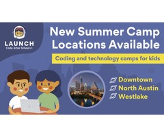 Coding Summer Camps For High School Students | Launch Code After School