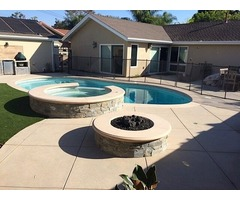 Elevated Pools & Spa - Sunset Designers & Builders Inc