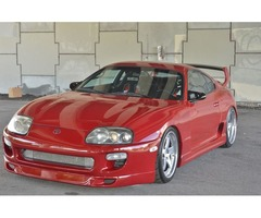1995 Toyota Supra Turbo 6 speed