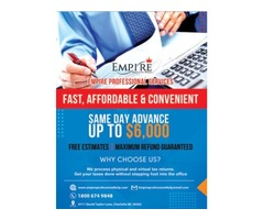 CASH ADVANCE UP TO $6,000