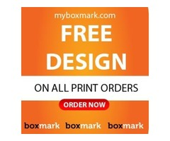 Printing of marketing materials  | Boxmark