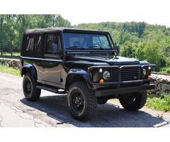 1997 Land Rover Defender Base Sport Utility 2-Door | free-classifieds-usa.com