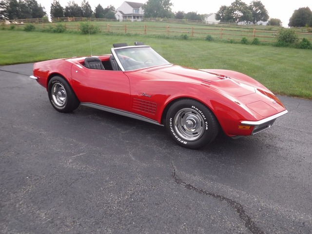 1971 Chevrolet Corvette Convertible | free-classifieds-usa.com