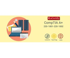 Nail The CompTIA A+ Exam With uCertify Study Guide