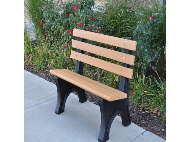 Buy Comfort Park Avenue Outdoor and Park Bench at Spartan Athletic Co | free-classifieds-usa.com