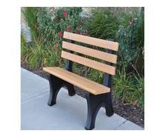 Buy Comfort Park Avenue Outdoor and Park Bench at Spartan Athletic Co