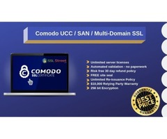 Protect Your Business Website With Comodo Multi Domain SSL Certificate