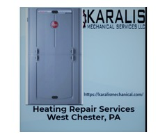 24 Hour Emergency Heating Service West Chester, PA| Karalis Mechanical Services