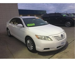 Buy Here Pay Here Car Dealerships - 2007 Toyota Camry CC Autoplex