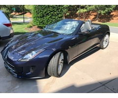 2014 Jaguar F-Type S V8 Convertible