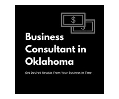 Business Consultant in Oklahoma