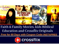 Crossflix: Watch Online Christian Movies and TV shows