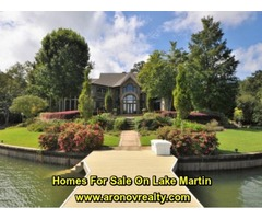Waterfront Homes For Sale On Lake Martin