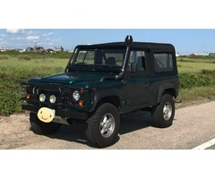 1997 Land Rover Defender Base Sport Utility 2-Door | free-classifieds-usa.com