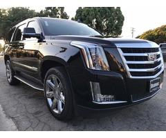 2015 Cadillac Escalade Luxury Sport SUV