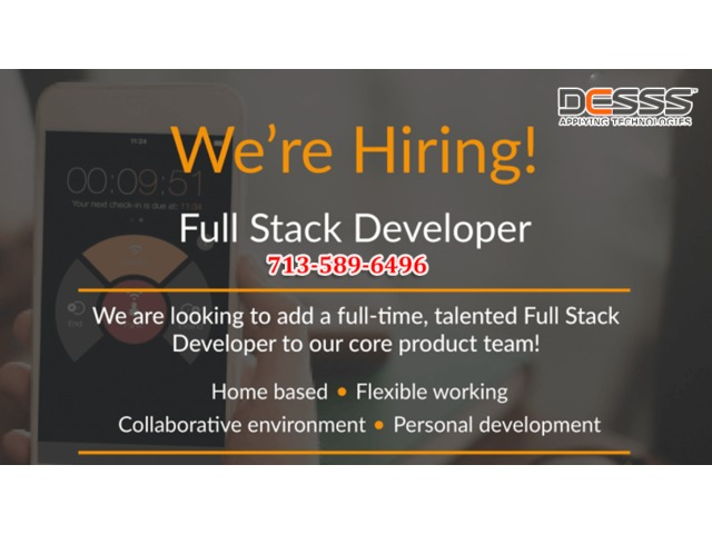 Full stack developer jobs Houston | free-classifieds-usa.com