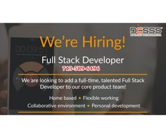 Full stack developer jobs Houston