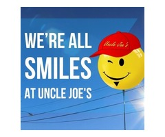 uncle joe's used cars