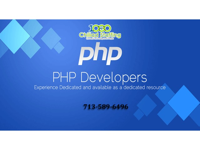 PHP MySQL Developer jobs Houston | free-classifieds-usa.com