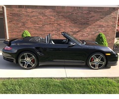 2008 Porsche 911 Turbo Cabriolet- Rare 6 speed