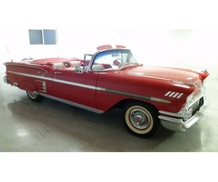 1958 Chevrolet Impala Convertable