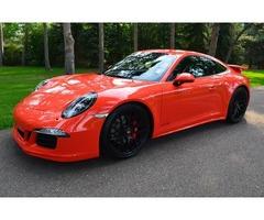 2016 Porsche 911 GTS Coupe