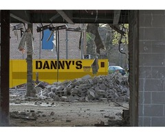 Dannys Dumpster Rental Service in volusia and flagler counties