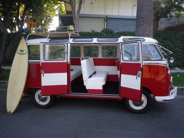 Vw Van Nuys >> 1967 Volkswagen Busvanagon Chromo Deluxe Trim Classic Cars Van