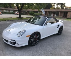 2013 Porsche 911 Turbo Convertible