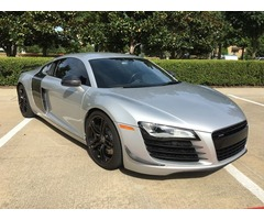 2008 Audi R8 Base Coupe