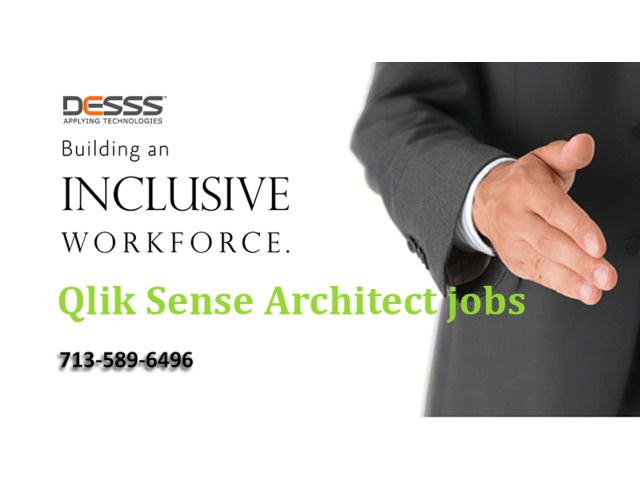 Qlik Sense Architect jobs houston | free-classifieds-usa.com