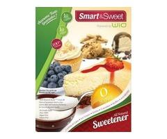 Eat Smart, Live Smart with WIO Diet Smart foods!!