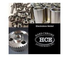 Nickel plating Service | Electroless Nickel Plating Service