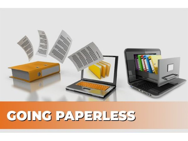 Going Paperless is your firm's New Year Objective: Myths, HowTos, Guide | free-classifieds-usa.com