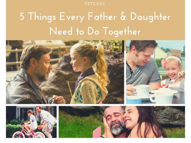 Do some interesting activity Father and Daughter | free-classifieds-usa.com