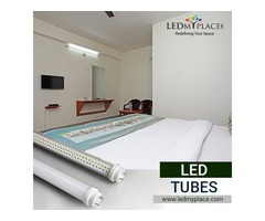 Replace 50w Halogen/MH Light With 20W LED Tubes